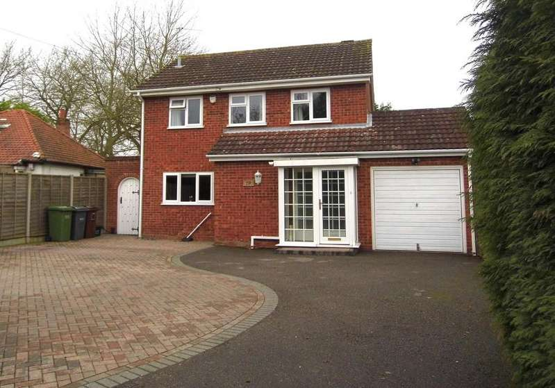 4 Bedrooms Detached House for sale in Creynolds Lane, Shirley