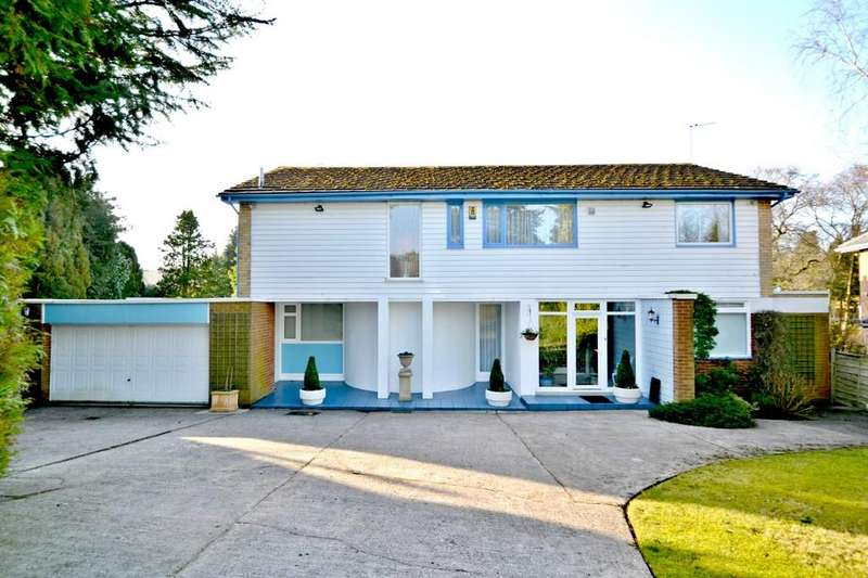 4 Bedrooms Detached House for sale in The Spinney, Cheadle