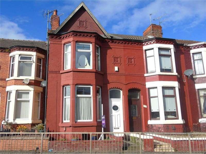 3 Bedrooms Terraced House for sale in Walton Lane, Walton, L4