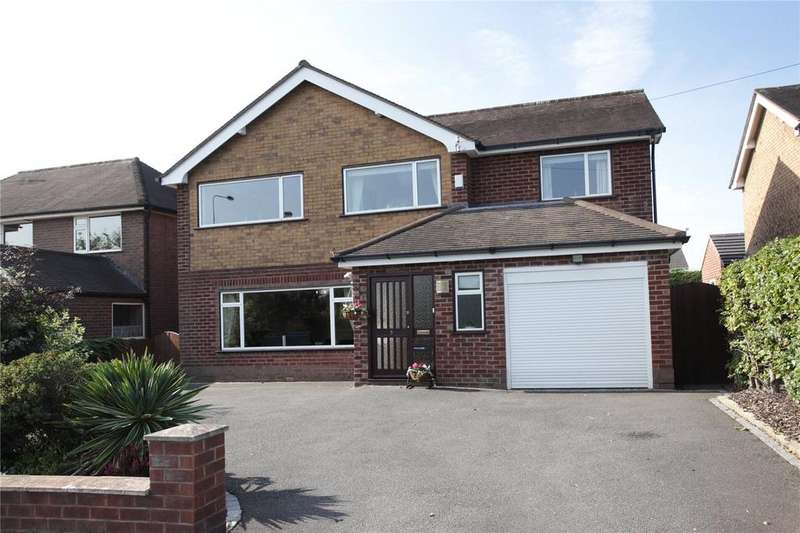 5 Bedrooms Detached House for sale in Border Way, Vicars Cross, Chester, CH3