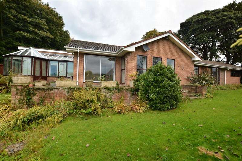 3 Bedrooms Detached Bungalow for sale in Brocks Bank, Scarsdale Ridge, Bardsey, Leeds, West Yorkshire