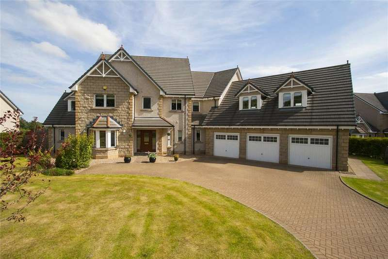 5 Bedrooms Detached House for sale in 15 Osprey Road, Piperdam, Fowlis, By Dundee, DD2