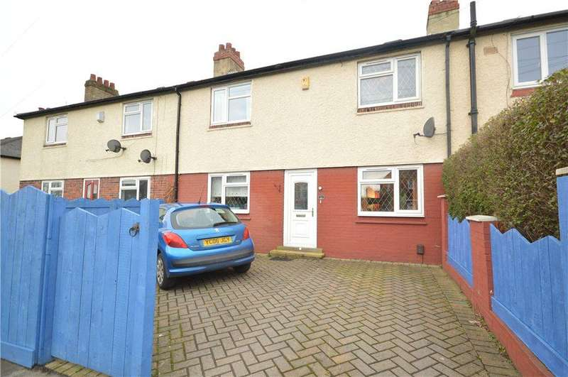 3 Bedrooms Terraced House for sale in Lea Farm Road, Kirkstall, Leeds
