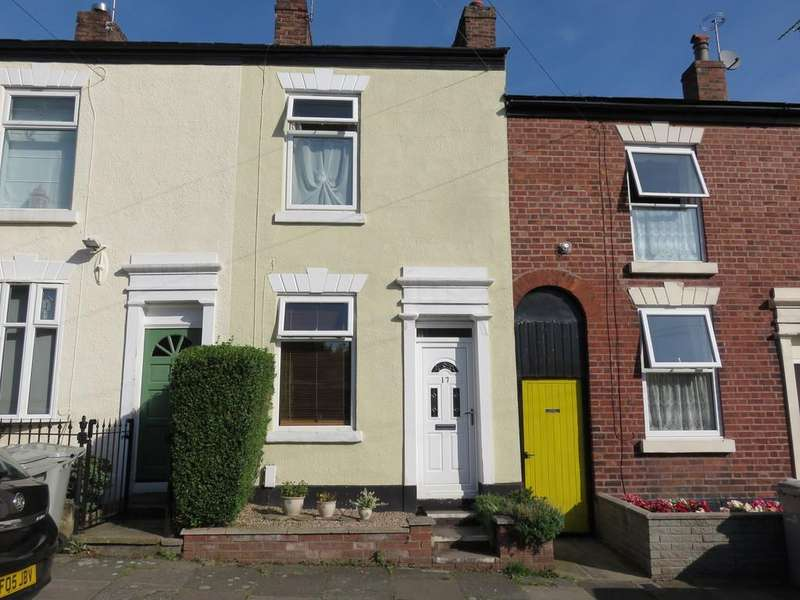 2 Bedrooms Terraced House for sale in Grange Road, Macclesfield