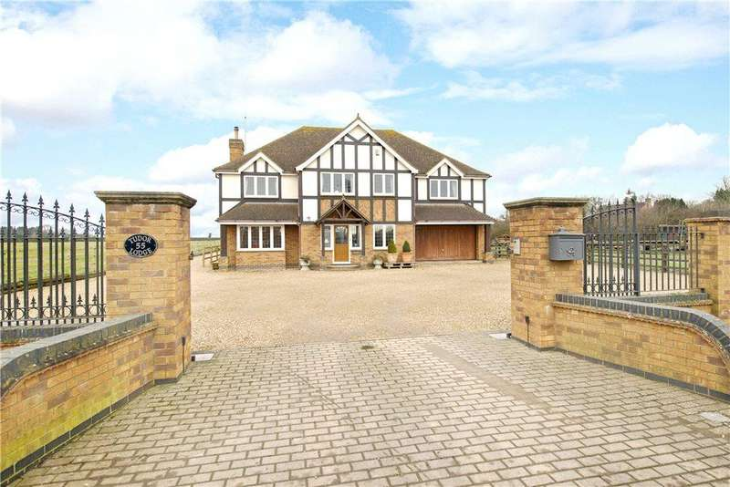 5 Bedrooms Detached House for sale in Avenue Road, Rushden, Northamptonshire