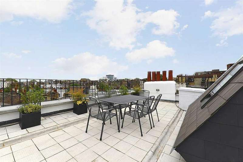 4 Bedrooms House for sale in Redfield Lane, Earls Court SW5