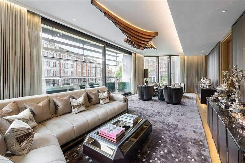 3 Bedrooms Flat for sale in Knightsbridge, London. SW1X