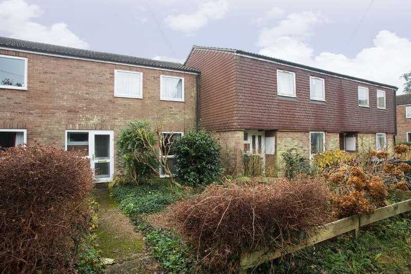 3 Bedrooms Terraced House for sale in Pont Close, Punnetts Town, East Sussex, TN21 9DP