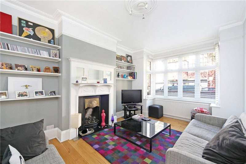 4 Bedrooms Terraced House for sale in Ellaline Road, Fulham, London, W6