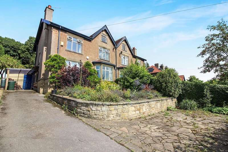 4 Bedrooms Semi Detached House for sale in Scott Lane, Riddlesden, Keighley, BD20