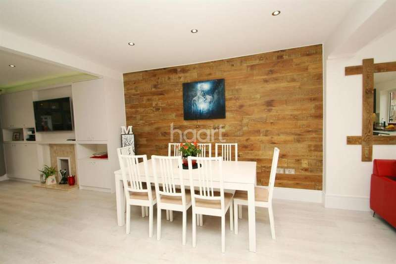 5 Bedrooms End Of Terrace House for sale in Franklin Crescent, Mitcham, Surrey, CR4