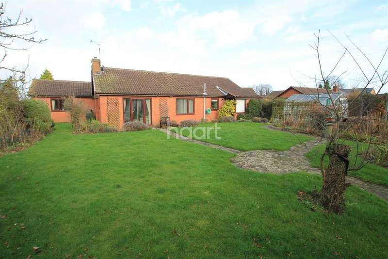4 Bedrooms Bungalow for sale in Vale Close, Eastwood