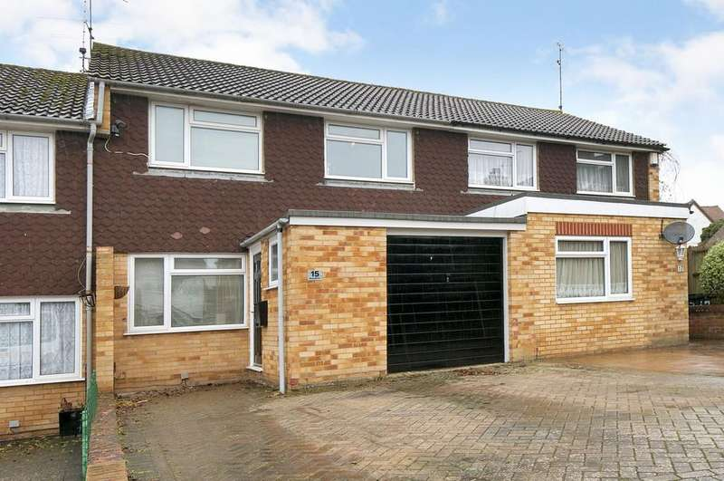3 Bedrooms Terraced House for sale in Ryan Drive, Bearsted