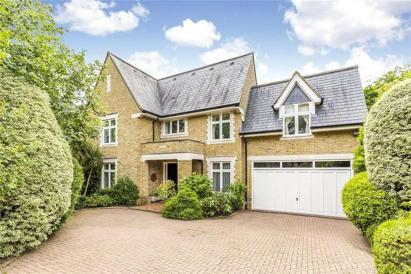 5 Bedrooms Detached House for sale in Prospect Place, Wimbledon, London, SW20