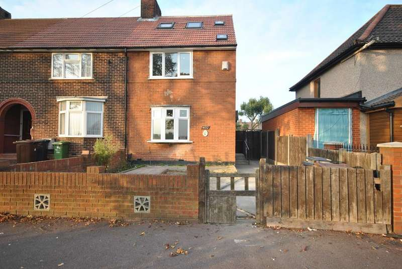 4 Bedrooms End Of Terrace House for sale in Goresbrook Road, Dagenham