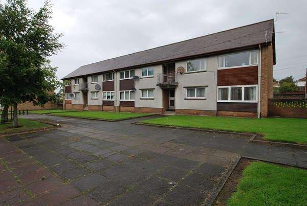 1 Bedroom Flat for sale in 14 Afton Court, Ayr, KA7 3EL