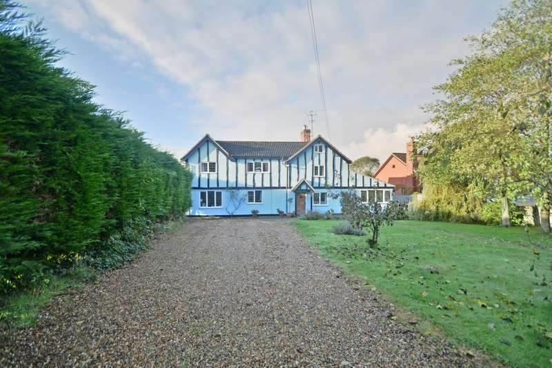 6 Bedrooms Detached House for sale in Laxfield Road, Stradbroke