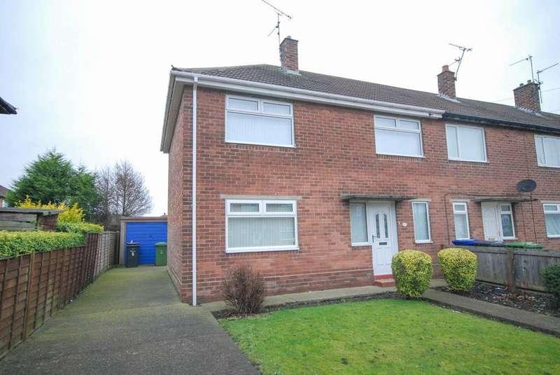 3 Bedrooms Terraced House for sale in Rutland Road, Hebburn