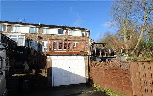 3 Bedrooms Town House for sale in Parkdale Drive, Kebroyd, Sowerby Bridge