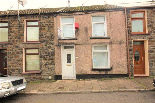2 Bedrooms Terraced House for sale in Parry Street, Ton Pentre, Pentre