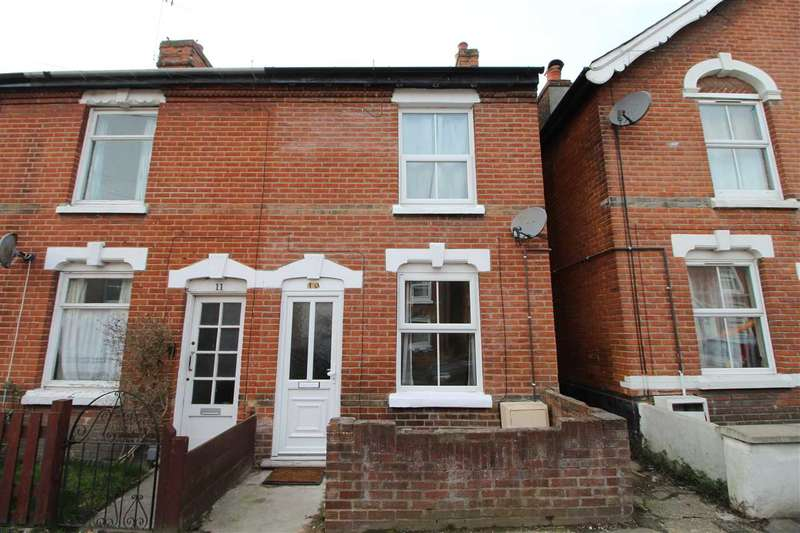3 Bedrooms End Of Terrace House for sale in Victor Road, Colchester