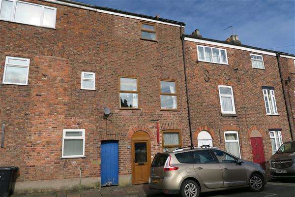 4 Bedrooms Terraced House for sale in Hatton Street, Macclesfield