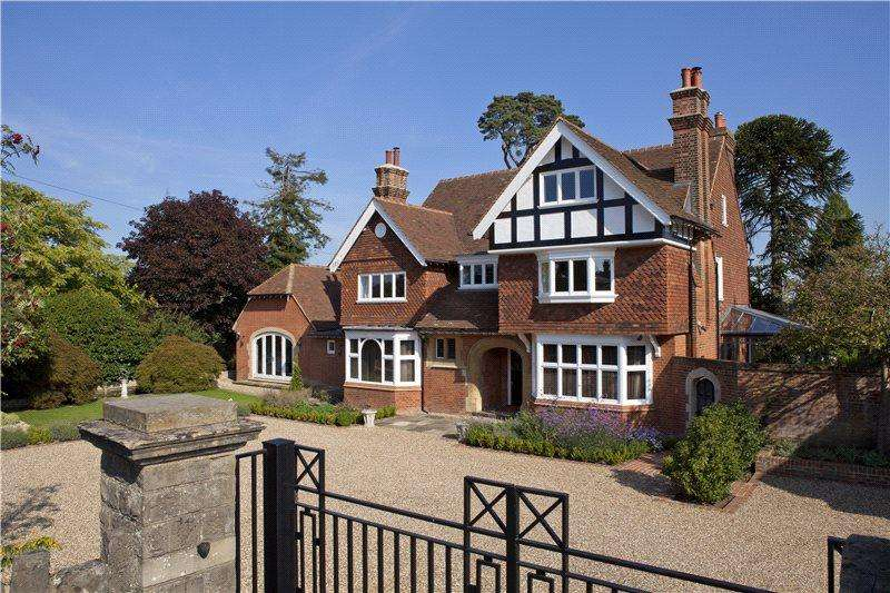 6 Bedrooms Detached House for sale in Knole Paddock, Seal Hollow Road, Sevenoaks, Kent, TN13