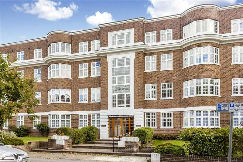 4 Bedrooms Flat for sale in Wimbledon Close, The Downs, Wimbledon, London, SW20