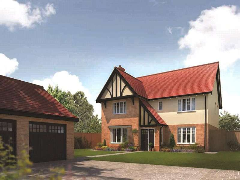 4 Bedrooms Detached House for sale in Plot 1 Chancellor's Wood, Colney Lane, Cringleford, Norwich, NR4