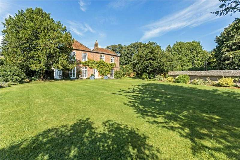 5 Bedrooms Detached House for sale in Collingbourne Kingston, Marlborough, Wiltshire, SN8