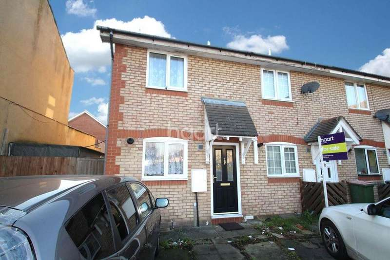 2 Bedrooms End Of Terrace House for sale in Cranley Road, Plaistow