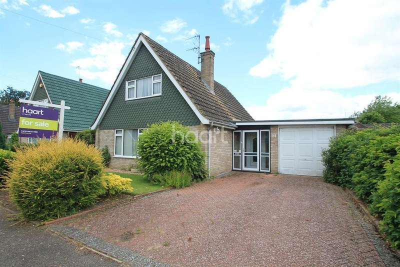 3 Bedrooms Detached House for sale in Lea Road, Hemingford Grey, Huntingdon