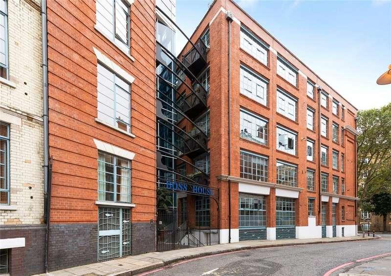 Studio Flat for sale in Boss House, 2 Boss Street, London, SE1