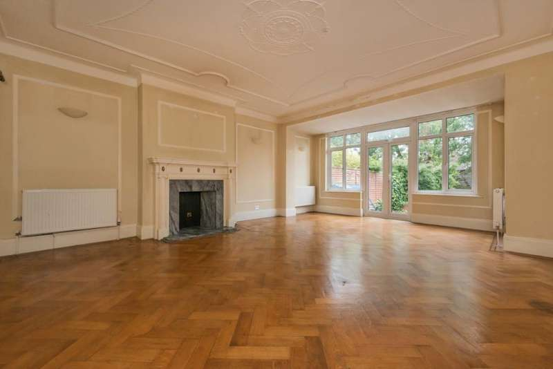 7 Bedrooms Semi Detached House for sale in Brondesbury Park, London, NW2