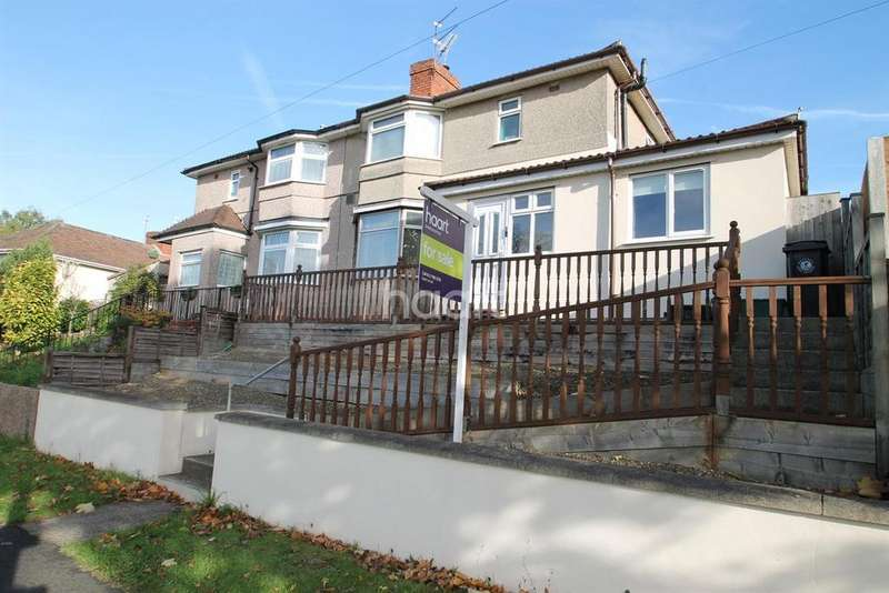 4 Bedrooms Semi Detached House for sale in Portway