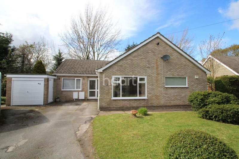 4 Bedrooms Bungalow for sale in Dene Close, Skellingthorpe