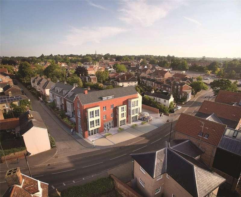 3 Bedrooms End Of Terrace House for sale in 4 Nunns' Mill Terrace, Woodbridge, Suffolk, IP12