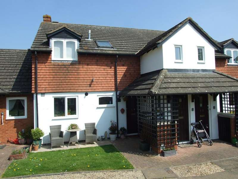 1 Bedroom Retirement Property for sale in Orchard Court, Tenbury Wells, Worcestershire