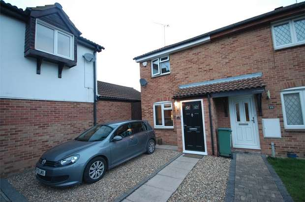 2 Bedrooms End Of Terrace House for sale in Meadow Way, Aylesbury, Buckinghamshire