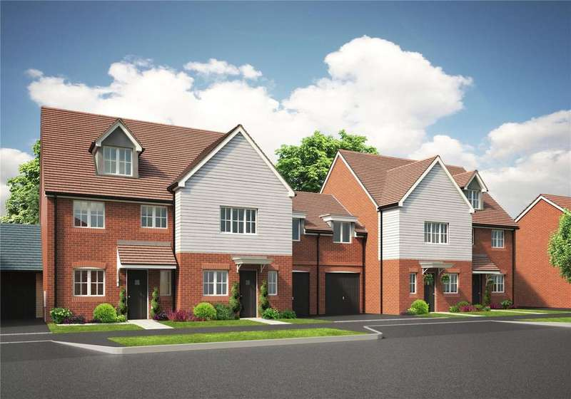 3 Bedrooms Terraced House for sale in Band New CALA Home, Shopwyke Lakes, Shopwhyke Road, Chichester, PO20