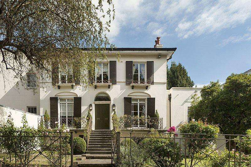 6 Bedrooms Detached House for sale in Greville Place, St John's Wood, London, NW6