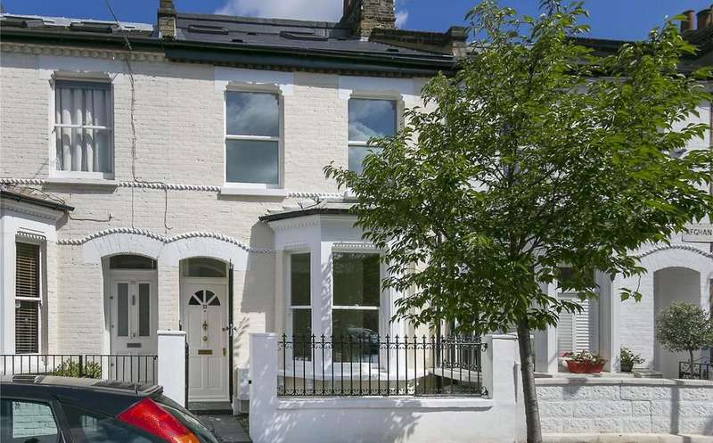 4 Bedrooms Terraced House for sale in Afghan Road, Battersea, London, SW11