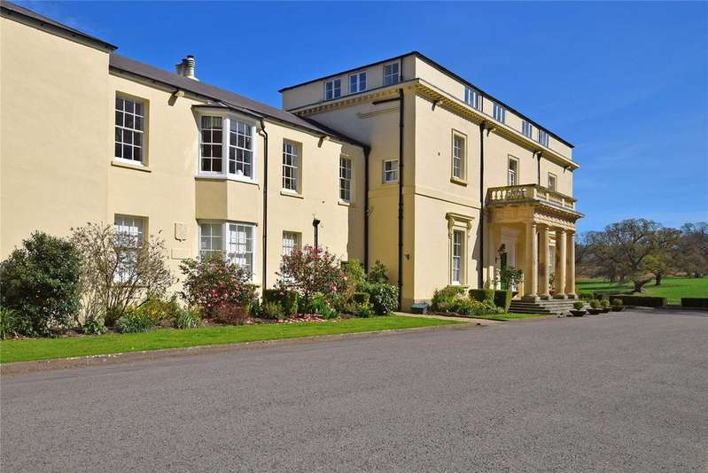 2 Bedrooms Flat for sale in Widworthy Court, Wilmington, Honiton, Devon