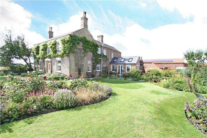4 Bedrooms Detached House for sale in Newton by Toft, Market Rasen, Lincolnshire