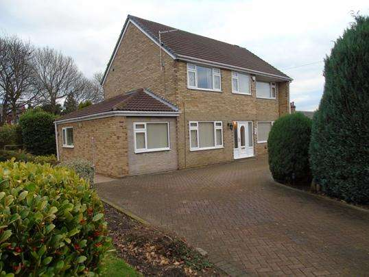 4 Bedrooms Detached House for sale in 377 Carlton Road, Carlton, Barnsley, S71 3JB