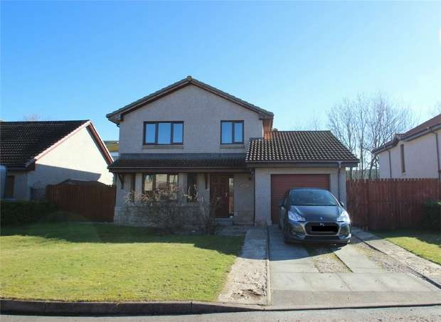 3 Bedrooms Detached House for sale in 3 Spey Drive, Fochabers, Moray