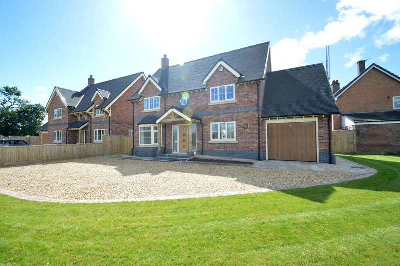 4 Bedrooms Detached House for sale in Drakelow Lane, Byley