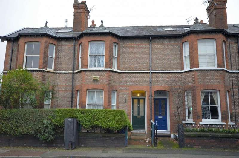 4 Bedrooms Terraced House for sale in Hale Road, Altrincham