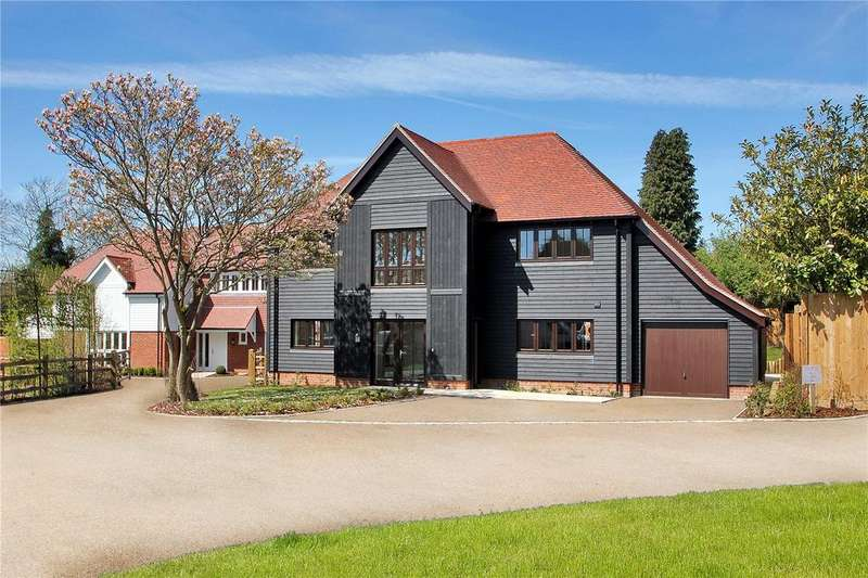 5 Bedrooms Detached House for sale in Rye Road, Sandhurst, Kent, TN18
