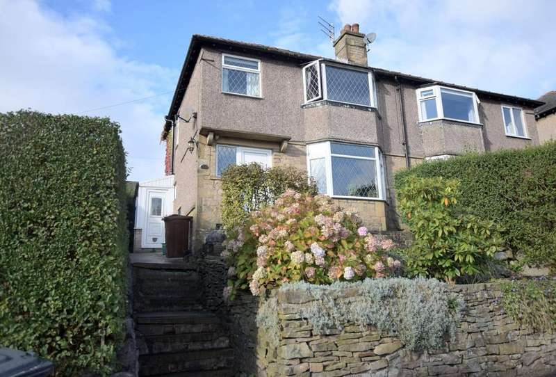 3 Bedrooms Semi Detached House for sale in Orchard Avenue, Whaley Bridge, High Peak